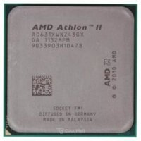 Processors AMD ATHLON II X4 631