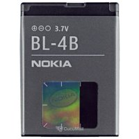 Mobile phones batteries Nokia BL-4B